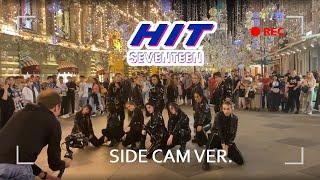 [K-POP IN PUBLIC RUSSIA] SEVENTEEN (세븐틴) 'HIT' DANCE COVER |…
