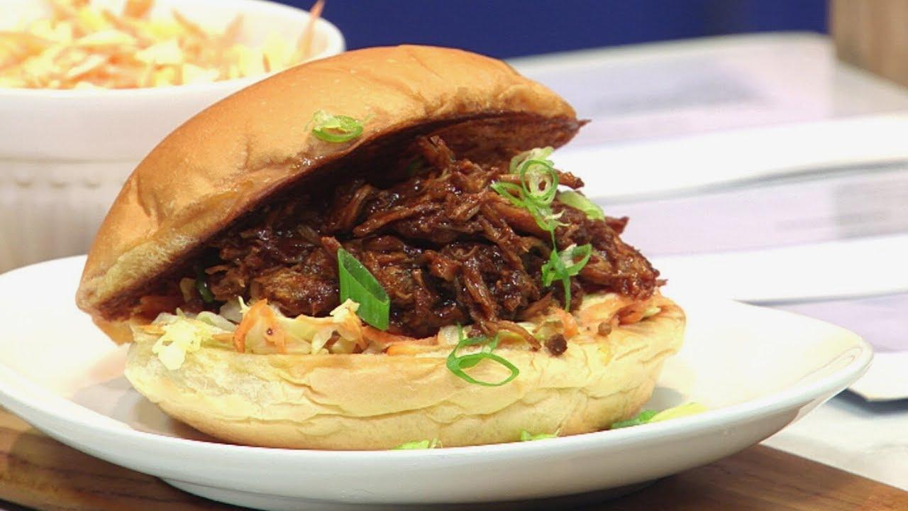 Pulled Pork | Chef Dalton Rangel | Aqui na Band