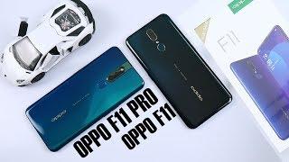 Mở hộp Oppo F11 so sánh với Oppo F11 Pro - Nghenhinvietnam.vn