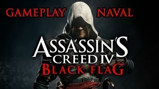 Assassin's Creed IV Black Flag - Gameplay naval, plantation et présent