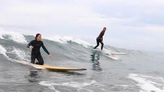 Bethany Hamilton & Leg Amputee Alyssa Cleland Share Inspiring Surf Session Thumbnail