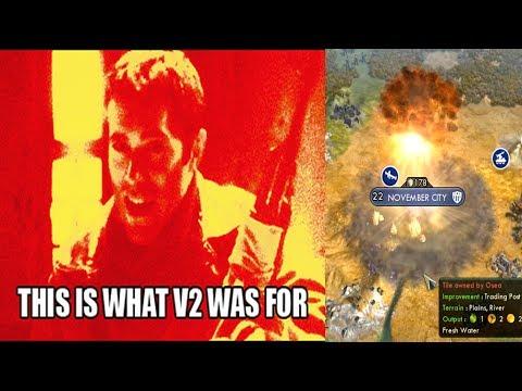 CiV 5 Alternate Belkan War - Operation Burn Osea To The Ground