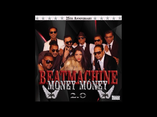 BEATMACHINE - BARI DOOR - RAFIQ & ANITA ANDJENA - CD MONEY MONEY 2.0