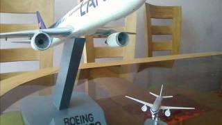 Video avion comercial de madera Boeing 767/400 LAN peru download MP3, 3GP, MP4, WEBM, AVI, FLV Juni 2018