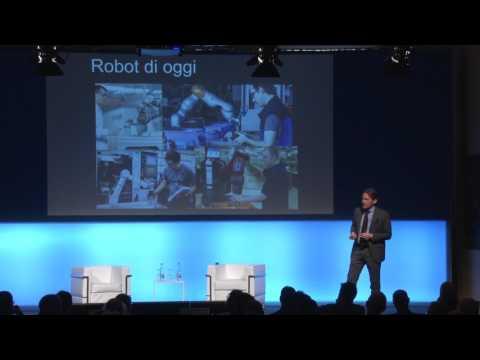 SAP Executive Summit 2017 - Sintesi - Robotica: dall'uomo alla tecnologia e ritorno