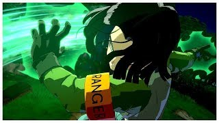 Android 17 MVP Ranger (Gameplay Images) | Dragon Ball FighterZ