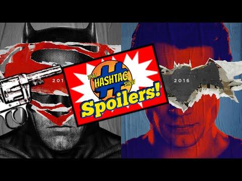 BREAKING NEWS! BATMAN V. SUPERMAN: Dawn of Justice SPOILERS!