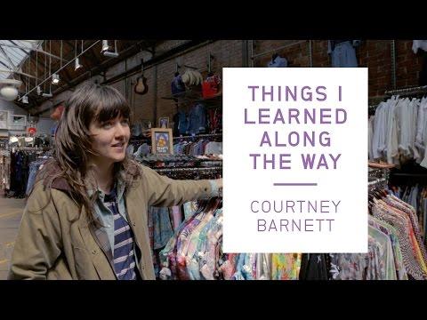 Courtney Barnett - Things I Learned Along The Way