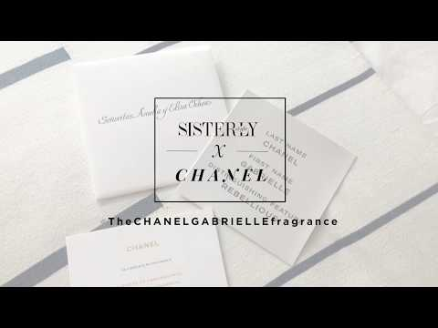 Travel & Living: last name CHANEL first name GABRIELLE