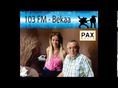 Antoine Hoyek on Radio Pax Zahle All about Forever Lebanon