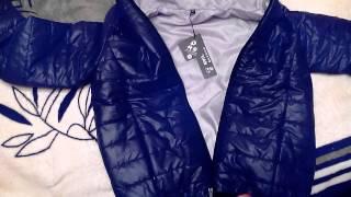 Обзор на женскую демисезонную куртку.