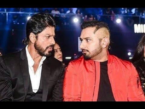 Yo Yo Honey Singh At Mirchi Music Awards 2016