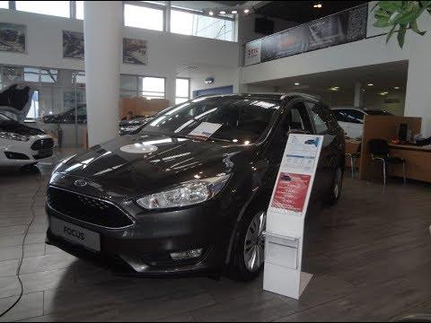 Ford Focus универсал SYNC Edition 2017. Обзор автомобиля