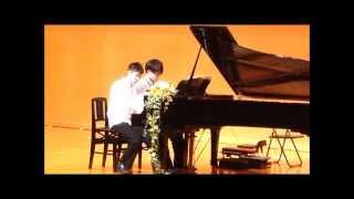 2014 ピアノコンサート by 松山ピアノ教室 青森県民福祉プラザ.