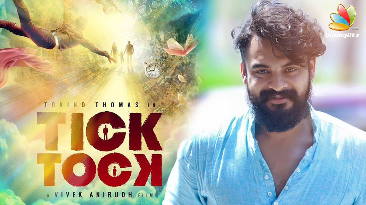 Tovino Thomas Time Travel Flick Tick Tock First Look is out