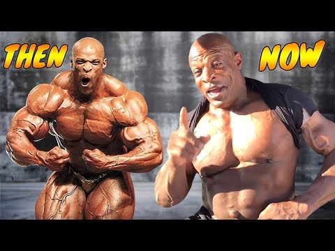 RONNIE COLEMAN THEN AND NOW COMEBACK ULTIMATE MOTIVATION