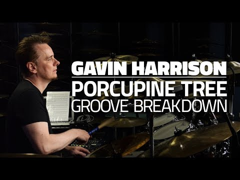 Gavin Harrison: The Sound Of Muzak Groove - Drum Lesson (Drumeo)