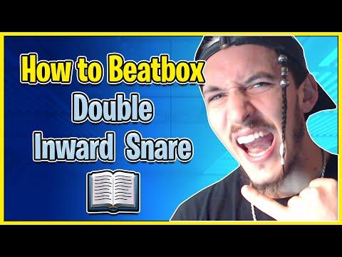Double K Snare | Beatbox Tutorial