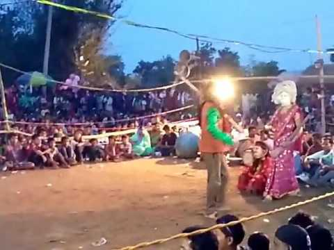 Purulia Chhou dance most comedy part very...