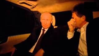 Putin spricht deutsch und Klartext