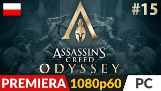 ASSASSIN'S CREED ODYSSEY PL  #15 (odc.15)  Ateny i nowi znajomi | Gameplay po polsku