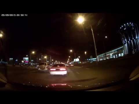Ночная съемка видеорегистратор Prestige 480 Full HD