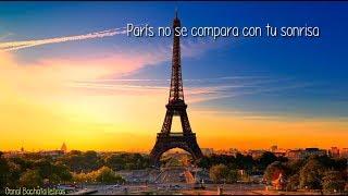 Prince Royce -París On a Sunny Day (Letra en Español)