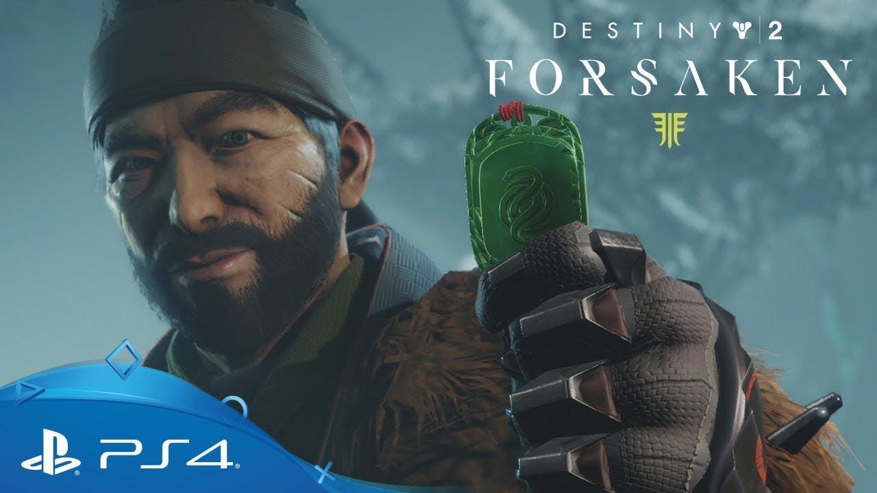Destiny 2   E3 2018 Gambit Trailer   PS4