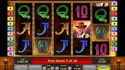 SLOTS MACHINES Book of Ra (MEGA BIG WIN) - CASINO ONLINE