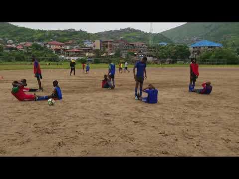 Motivate Football Academy Sierra Leone