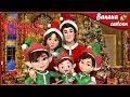 We Wish You a Merry Christmas  , Baby Shark , The Wheels on the Bus , Johny Johny Yes Papa