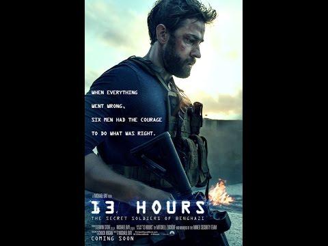 13 Hours The Secret Soldiers of Benghazi 2016 مترجم