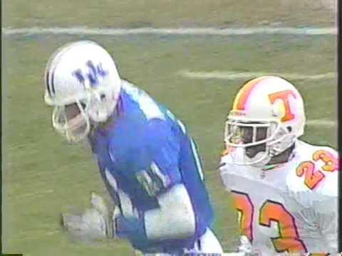 1997 # 5 Tennessee vs Kentucky