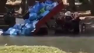 Kütahya Domaniç Güneyköyü'ndeki çöp faciası