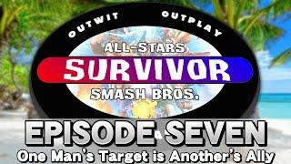 Survivor: Smash Bros. All-Stars - Episode 7 - One Man