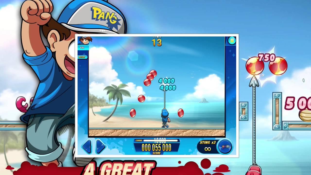 Pang Adventure By DotEmu  ( IOS) Gameplay Video #1
