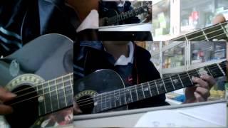 Anh không đòi quà (Guitar cover)