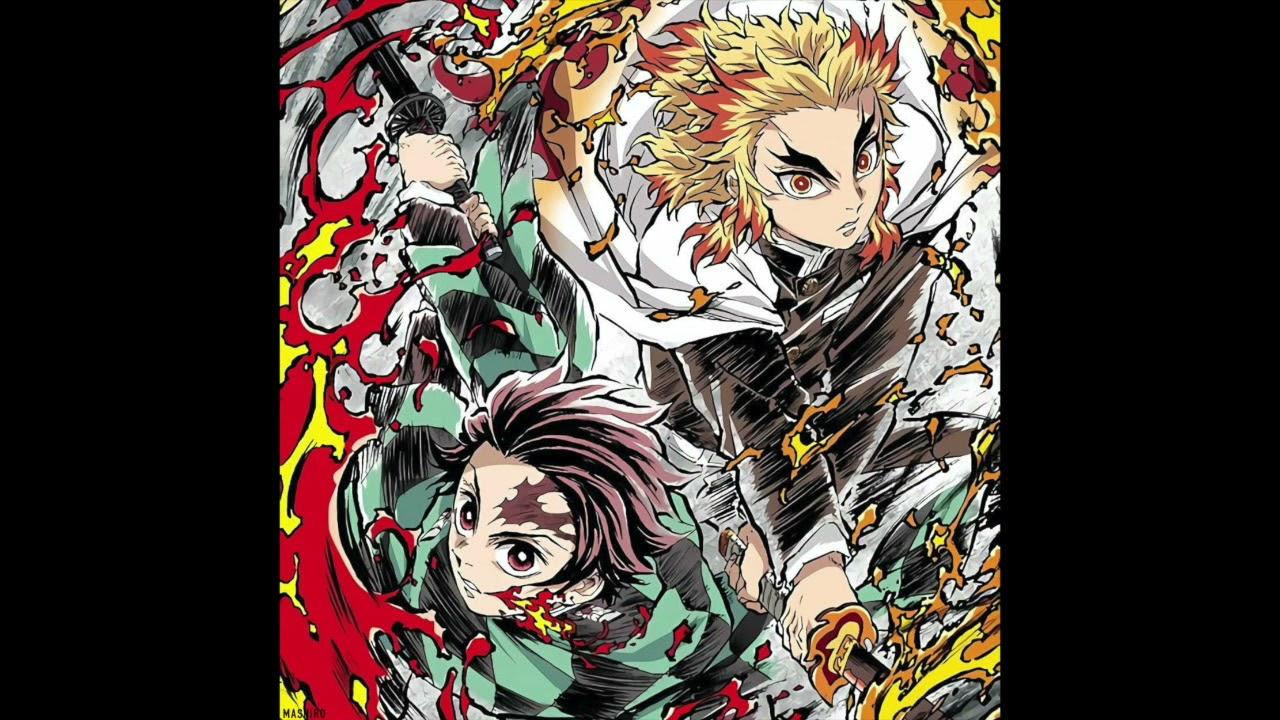 Kimetsu no Yaiba the Movie: Mugen Train Full OST (鬼滅の刃 無限列車編)