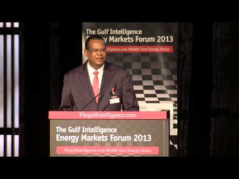 The Gulf Intelligence Energy Markets Forum. Sept 2013