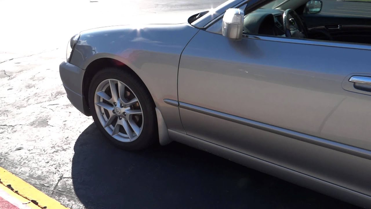 small resolution of 2002 infiniti q45 sport package presentation with custom led headlights