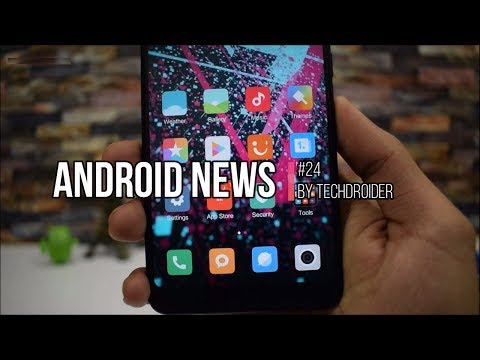 Android News #24 - Moto Z2 Play Oreo, Note 7 FE 8.0 Oreo, Moto G5s Plus April Patch!!!