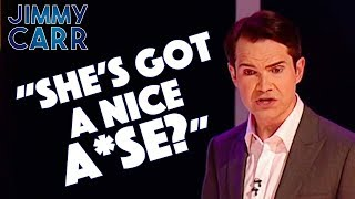 'Feel Free To Heckle' | Telling Jokes BONUS MATERIAL | Jimmy Carr
