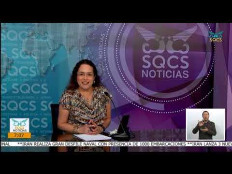 27-Noviembre-2020. SQCS Noticias Primera Emisión.
