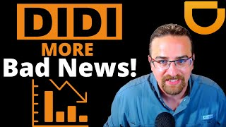 DIDI Stock is in Trouble | Will Didi stock get Delisted?