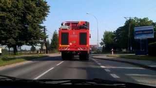Holmer - kombajn do buraków w okolicach Przeworska