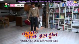 [ENG] 151014 Oh My Baby: Kai & Taeoh Preview #1