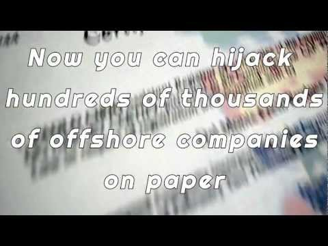 Loophole4All.com introductory video - Became a pirate, hijack an offshore company!