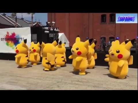 Cari Pokemon - Faiha (Vietsub)