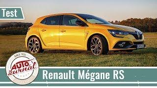 Solídny základ: Renault Mégane RS
