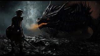 Девичье прохождение Skyrim серия 5 - ветреный пик часть 2